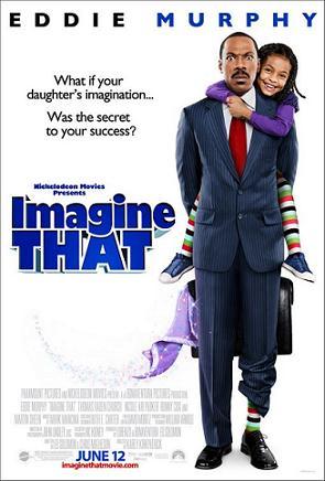 File:Imagine That film poster.jpg