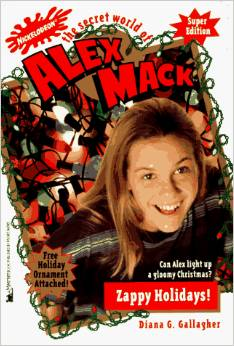 File:The Secret World of Alex Mack Alex Zappy Holidays! Book.jpg
