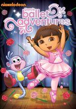 Dora the Explorer Dora's Ballet Adventures DVD