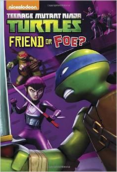 File:Teenage Mutant Ninja Turtles Friend or Foe Book.jpg