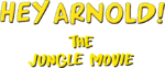 HeyArnold The Jungle Movie logo