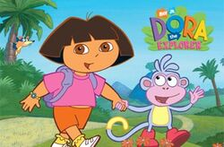 Dora and Boots