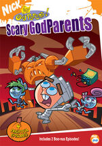 Fairly Odd Parents DVD - Scary GodParents