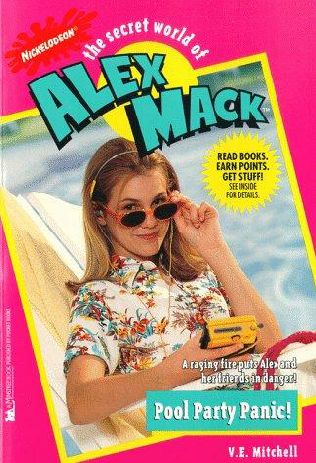 File:The Secret World of Alex Mack Pool Party Panic! Book.jpg