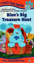 BluesBigTreasureHuntSpecialVHS