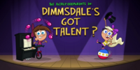 Dimmsdale's Got Talent?