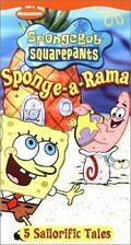 SpongebobVHS Sponge-a-rama