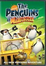 The Penguins Of Madagascar DVD = Sneak Peak