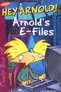Hey Arnold! Arnold's E-Files Book