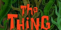 The Thing (SpongeBob SquarePants)