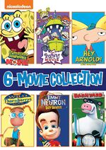 Nickelodeon 6-Movie Collection