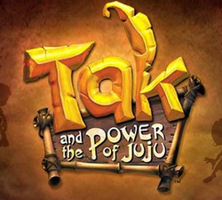 Tak and Power Of Juju - Logo