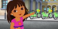 Pilot (Dora and Friends: Into the City!)