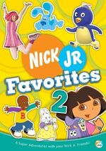NJ Favorites Vol 2 DVD