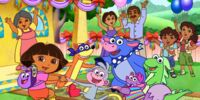 List of Dora the Explorer characters