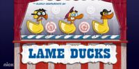 Lame Ducks