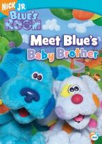 Blue's Room Meet Blue's Baby Brother DVD