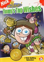 Fairly Odd Parents DVD - Timmy's Top Wishes