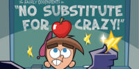 No Substitute For Crazy!