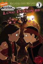 Avatar The Last Airbender Love Potion 8 Book