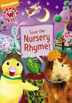 TWP Save the Nursery Rhyme! DVD