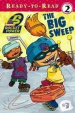 Rocket Power The Big Sweep Book