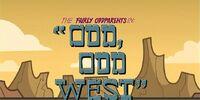 Odd, Odd West