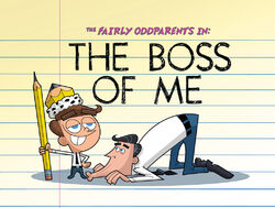 Titlecard-The Boss of Me