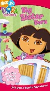 File:Dora the Explorer Big Sister Dora VHS.jpg