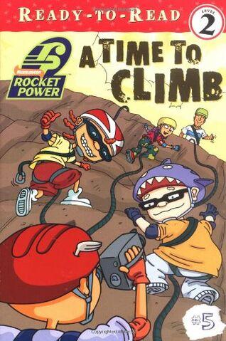 File:Rocket Power A Time to Climb Book.jpg
