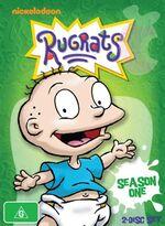 Rugrats Season 1 Australia DVD