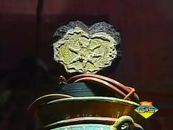 Applewood Amulet of Emiliano Zapata