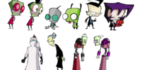 List of Invader Zim characters