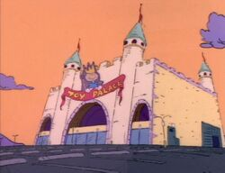 Rugrats Toy Palace