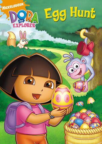File:Dora the Explorer Egg Hunt DVD 2.jpg