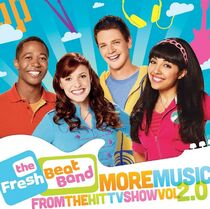 The Fresh Beat Band Music From the Hit TV Show 2.0 CD