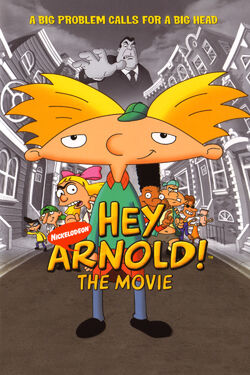 Hey Arnold The Movie Poster