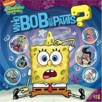 SpongeBob WhoBob WhatPants Book