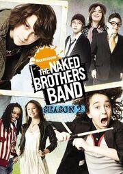 Naked Brothers Band DVD = Season 2