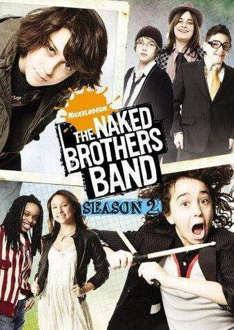 File:Naked Brothers Band DVD = Season 2.jpg