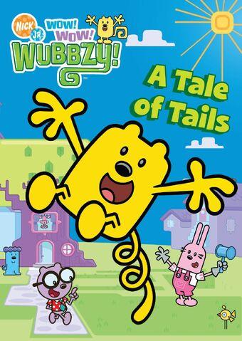 File:Wow! Wow! Wubbzy! A Tale of Tails DVD.jpg