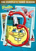 SpongeBob Season 3 DVD new version