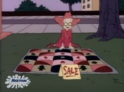 Rugrats Garage Sale