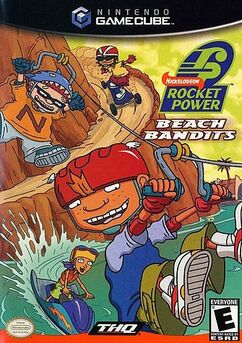 RP Beach Bandits for GameCube