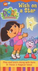 File:Dora the Explorer Wish on a Star VHS.jpg