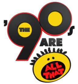 The '90s Are All That logo