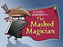 Titlecard-The Masked Magician