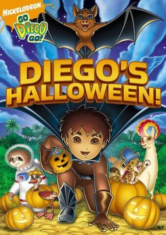 File:Go Diego Go! Diego's Halloween! DVD.jpg
