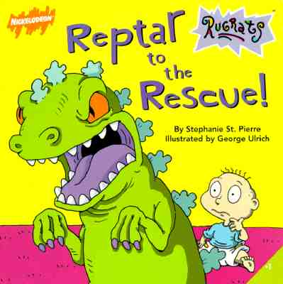 File:Rugrats Reptar to the Rescue! Book.jpg