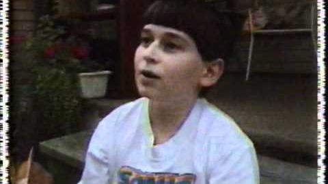 Shawn Gaines, video game designer on Nickelodeon's U2U
